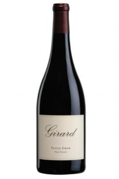 Girard Winery Petit Syrah 2015 Napa Valley