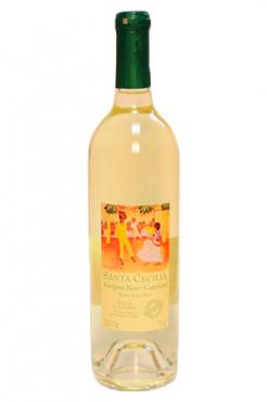 Santa Cecilia White Sauvignon Colombard 2018