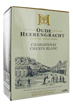Oude Heerengracht Wit 3 liter BIB Chardonnay Chenin Blanc