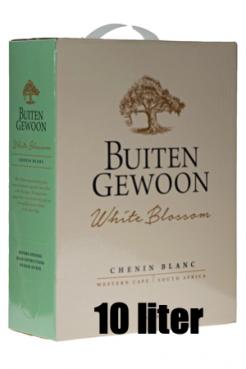 "Buitengewoon ""White Blossom"" Chenin Blanc BIB 10L 2016"