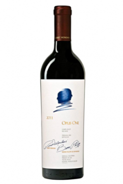 Opus One Wineries Opus One 2014