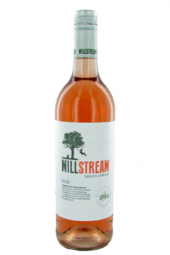 Millstream Blanc de Noir Pinotage Rose 2019