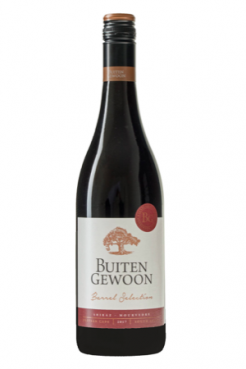 Buitengewoon Barrel Select Shiraz Mourvedre 2017